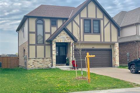 House for sale at 1961 Cedarpark Dr London Ontario - MLS: X4454826