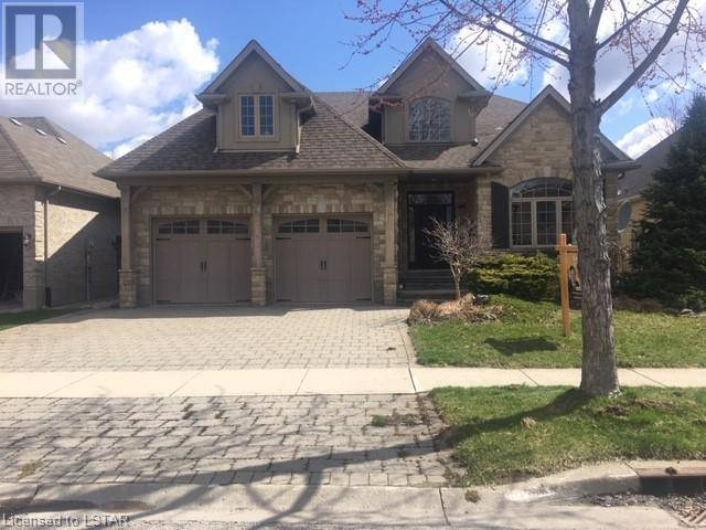 House for sale at 1962 Valleyrun Blvd London Ontario - MLS: 241320