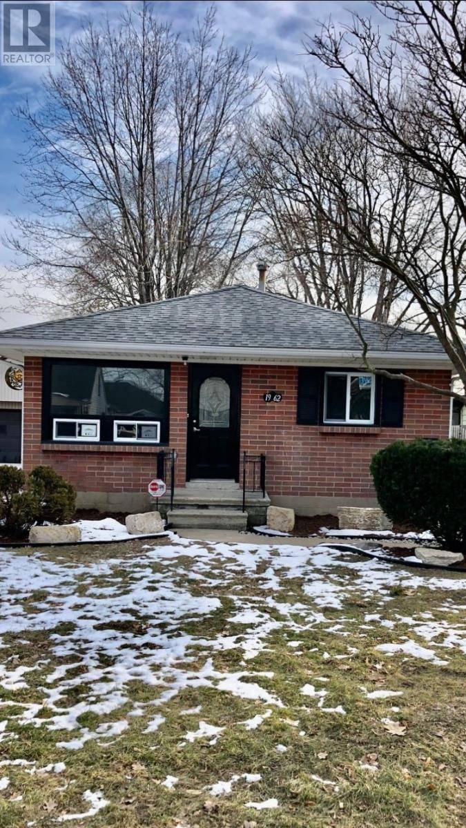 House for sale at 1962 Westminster  Windsor Ontario - MLS: 20002092