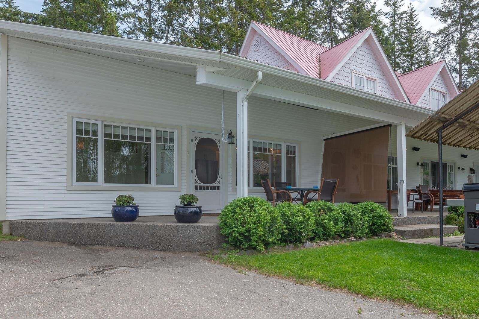 House for sale at 1965 Eagle Bay Rd Eagle Bay British Columbia - MLS: 10206879