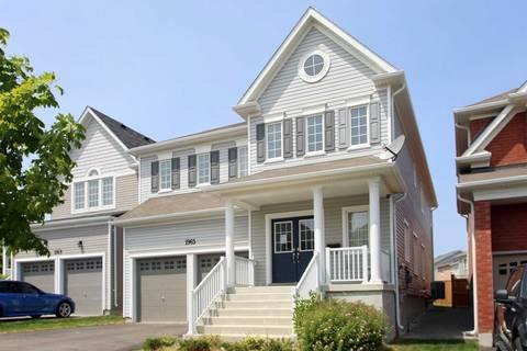 House for sale at 1965 Kurelo Dr Oshawa Ontario - MLS: E4737344