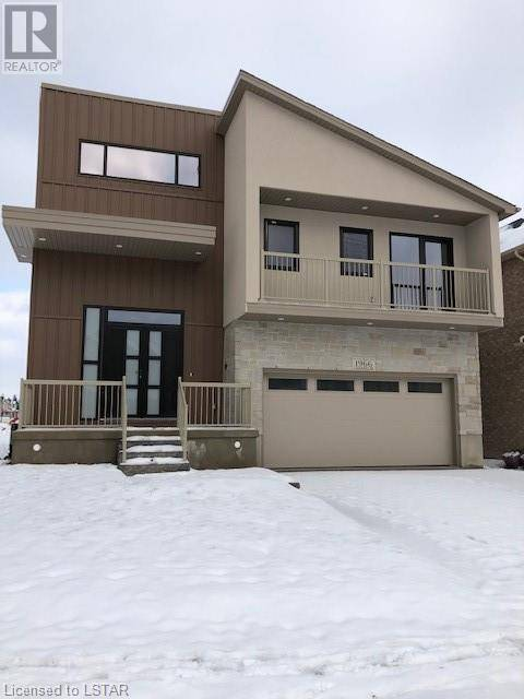 House for sale at 1966 Cedarpark Dr London Ontario - MLS: 244152