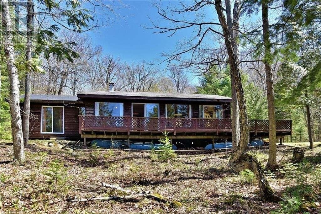 House for sale at 1966 Minnicock Lake Rd Haliburton Ontario - MLS: 260520