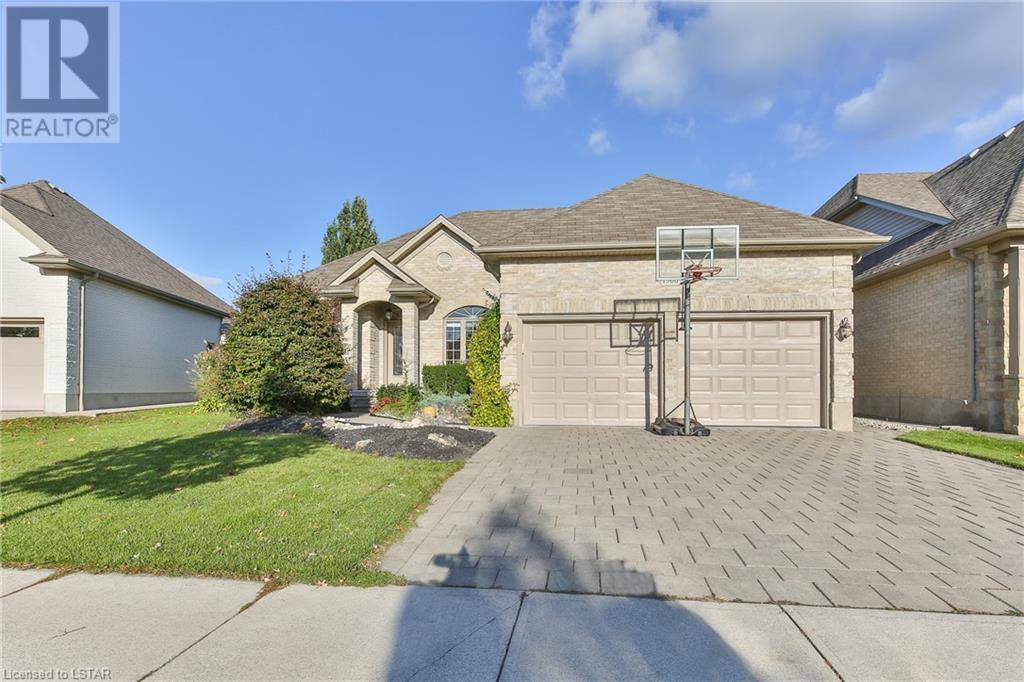 House for sale at 1966 Valleyrun Blvd London Ontario - MLS: 230612