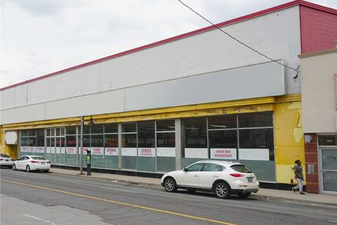 Commercial property for lease at 1966 Weston Rd Toronto Ontario - MLS: W4449977