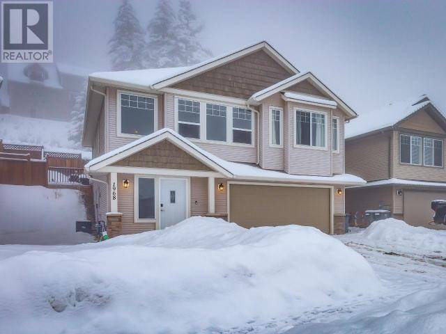 House for sale at 1968 Snowberry Cres Kamloops British Columbia - MLS: 155232