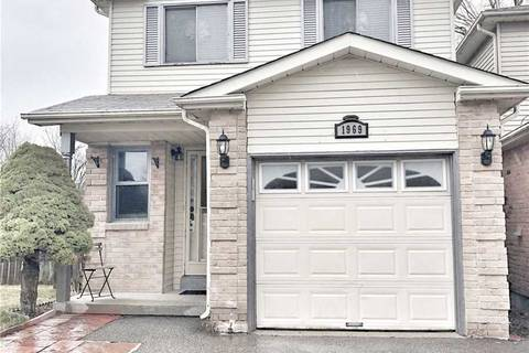 House for sale at 1969 Lydia Cres Pickering Ontario - MLS: E4736494