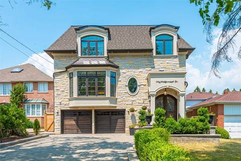 House for sale at 196 Wedgewood Dr Toronto Ontario - MLS: C4597006