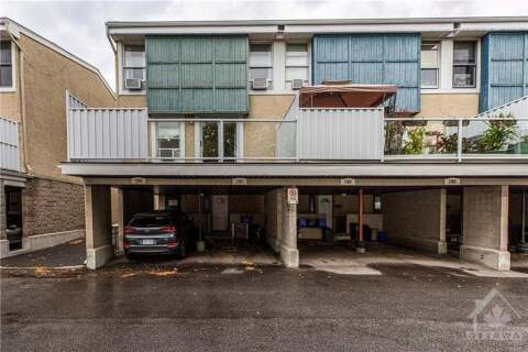 Condo for sale at 825 Cahill Dr Unit 197 Ottawa Ontario - MLS: 1211503