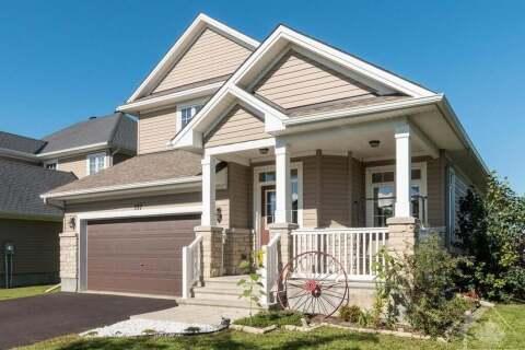 House for sale at 197 Bonnyley Cres Kemptville Ontario - MLS: 1210896