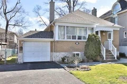 House for sale at 197 Carmichael Ave Toronto Ontario - MLS: C4600316