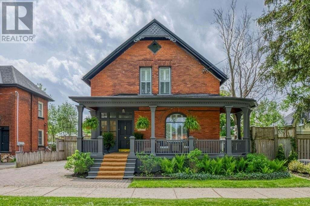 House for sale at 197 Douro St Stratford Ontario - MLS: 30809972