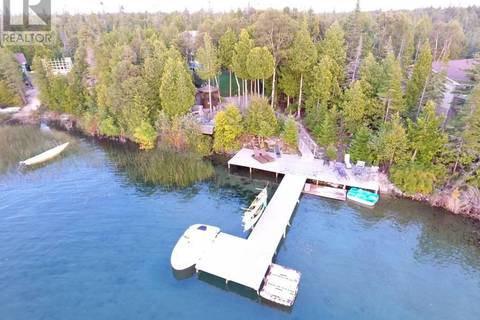 House for sale at 197 Eagle Rd Tobermory Ontario - MLS: 164257