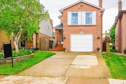 House for sale at 197 Macintosh Dr Hamilton Ontario - MLS: X4472076