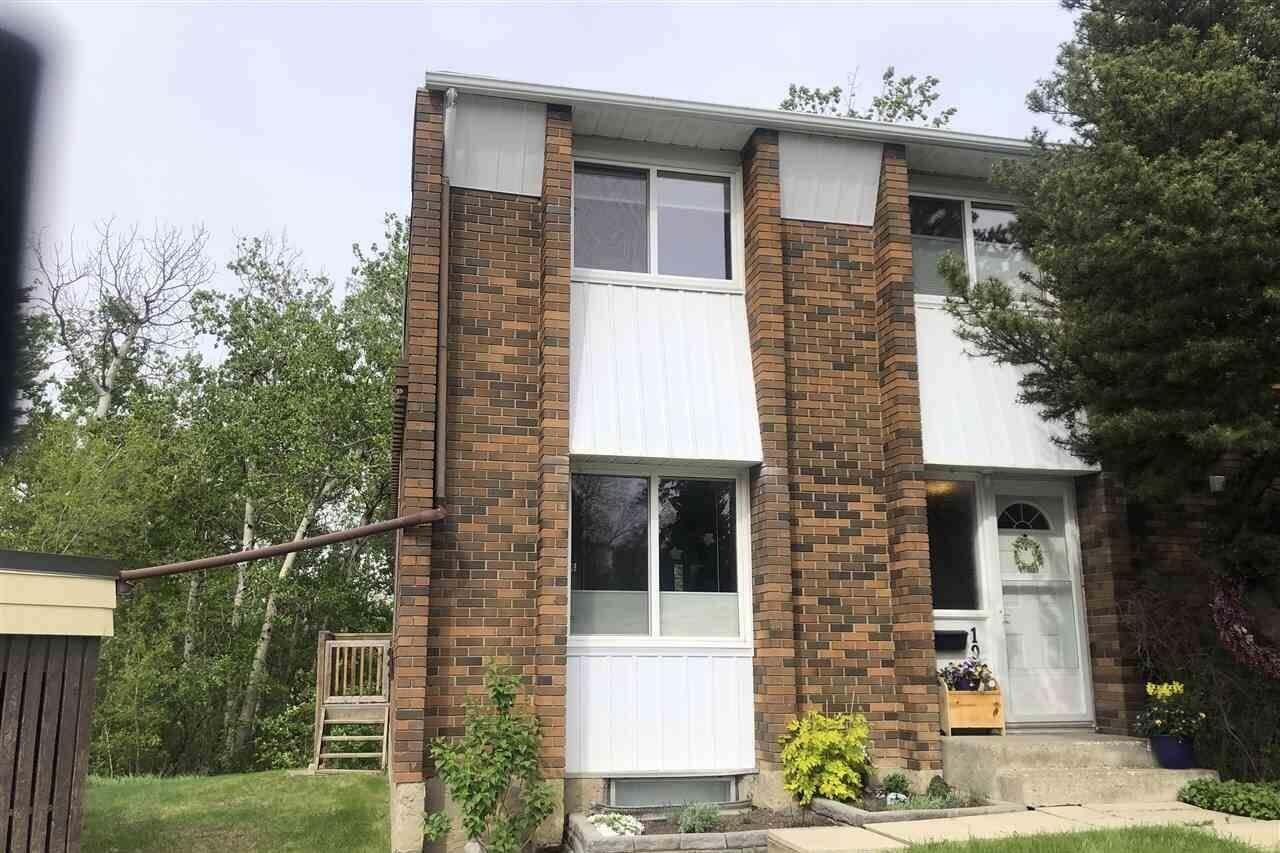 Townhouse for sale at 197 Ridgewood Tc St. Albert Alberta - MLS: E4198088