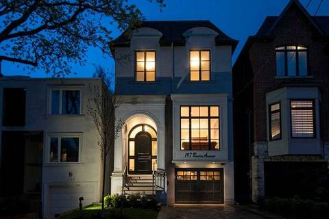 House for sale at 197 Roslin Ave Toronto Ontario - MLS: C4450820