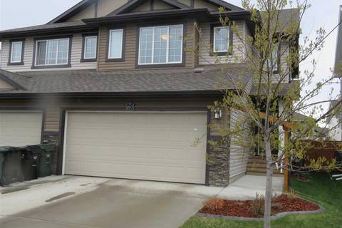 Townhouse for sale at 197 Sunterra Wy Sherwood Park Alberta - MLS: E4155938