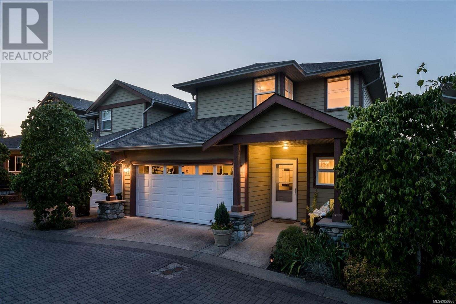 Townhouse for sale at 1971 Polo Park  Central Saanich British Columbia - MLS: 850986