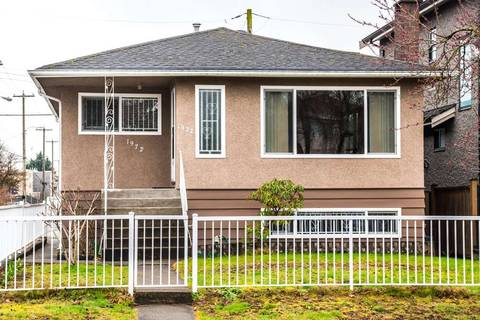 House for sale at 1972 51st Ave E Vancouver British Columbia - MLS: R2438967