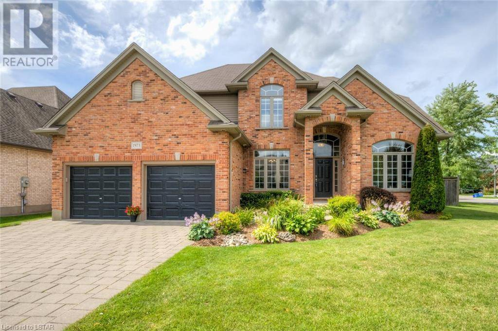 House for sale at 1973 Valleyrun Blvd London Ontario - MLS: 218208