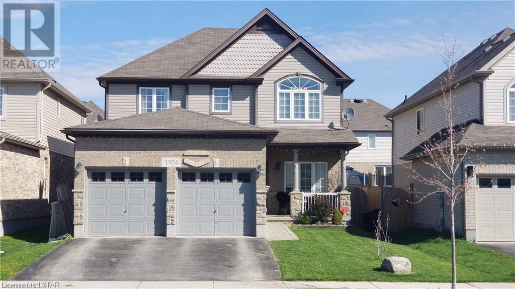 House for sale at 1974 Foxwood Ave London Ontario - MLS: 215546