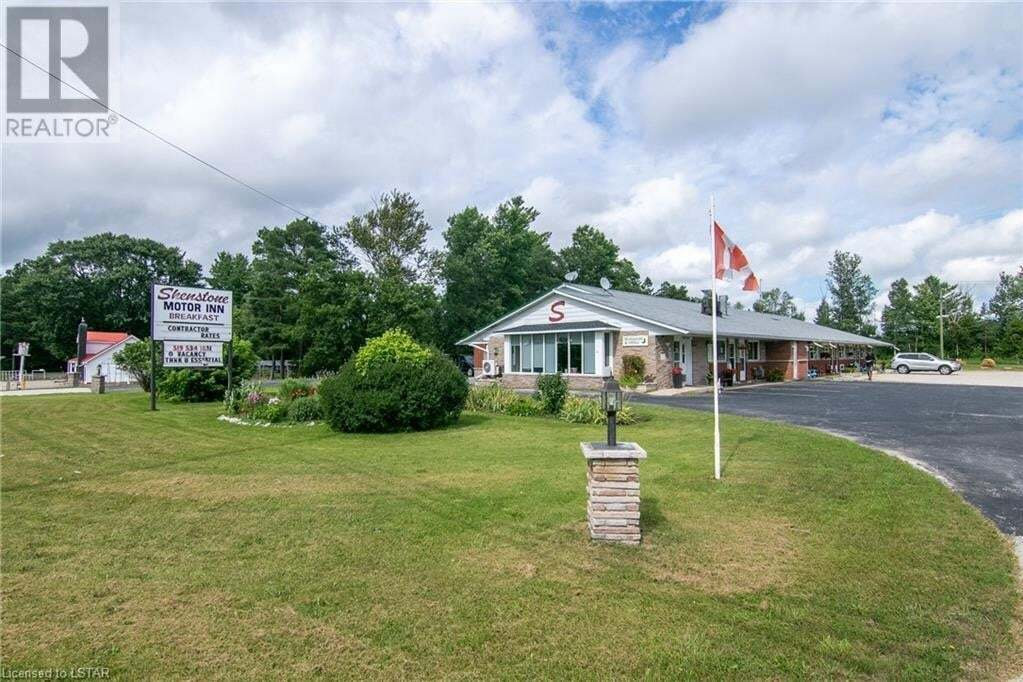 Home for sale at 19745 Highway 6 Hy Georgian Bluffs Ontario - MLS: 274279