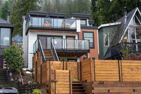 House for sale at 1975 Deep Cove Rd North Vancouver British Columbia - MLS: R2437574