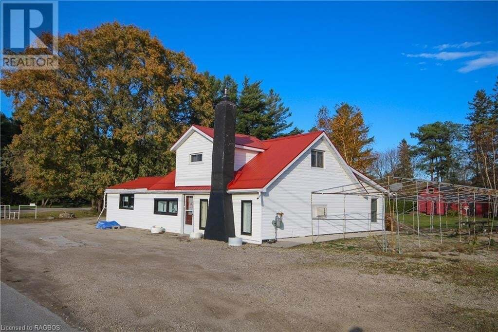 House for sale at 1975 Highway 6  Georgian Bluffs Ontario - MLS: 40035424