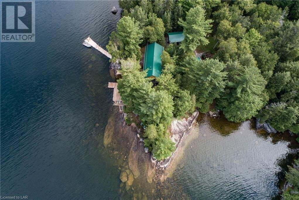 House for sale at 19750 Kawagama - Big Trout Is Dorset Ontario - MLS: 40015412