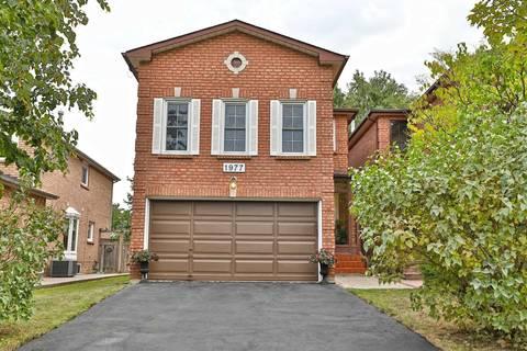 Home for sale at 1977 Glenada Cres Oakville Ontario - MLS: W4732928