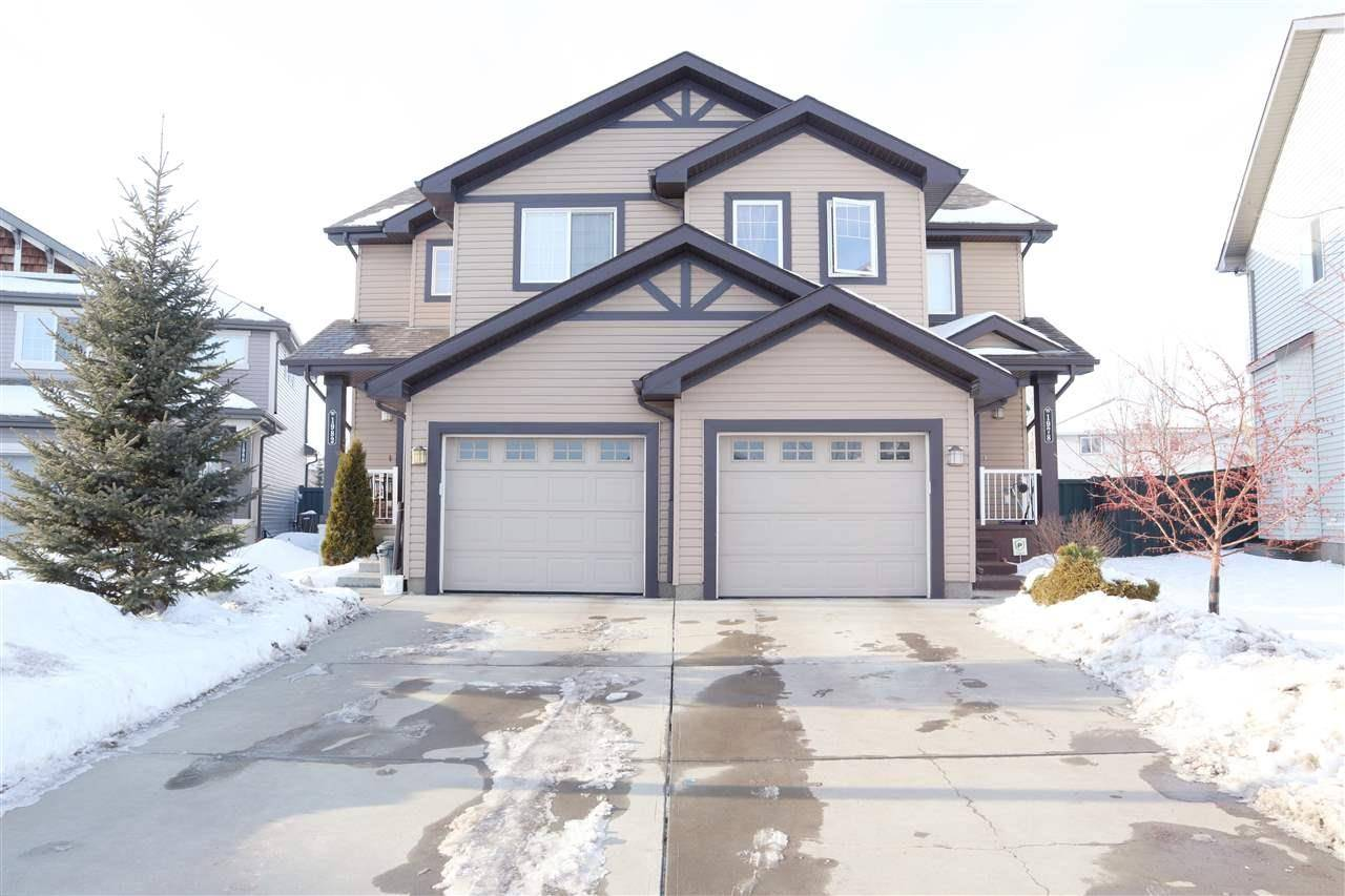 Townhouse for sale at 1978 119a St Sw Edmonton Alberta - MLS: E4186355