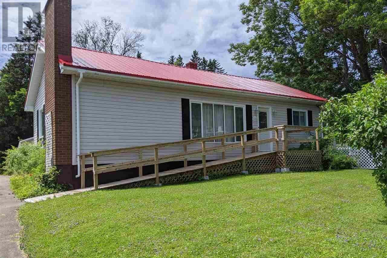 House for sale at 1979 Acadia Ave Westville Nova Scotia - MLS: 202013784