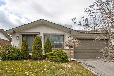 House for sale at 1979 Truscott Dr Mississauga Ontario - MLS: W4718520