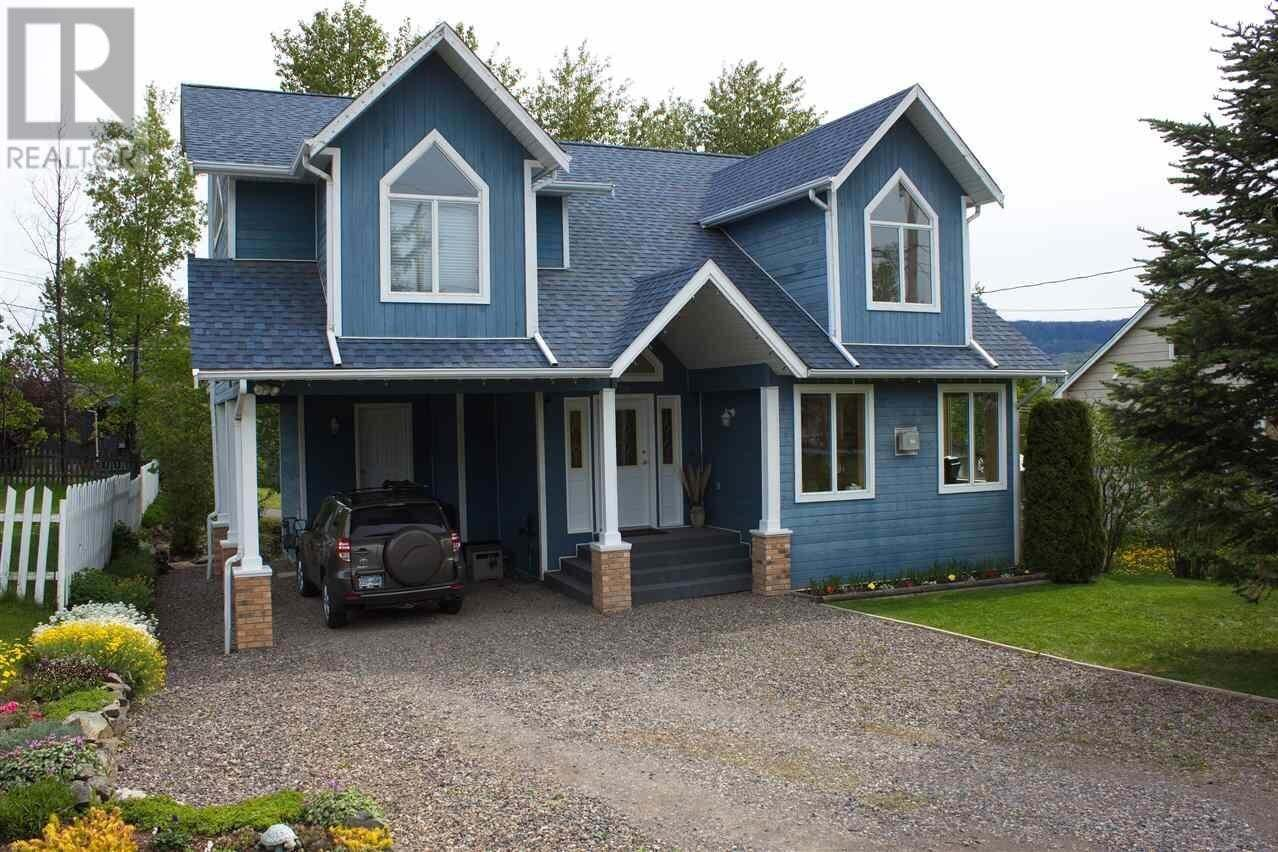 House for sale at 198 3rd Ave Burns Lake British Columbia - MLS: R2449940