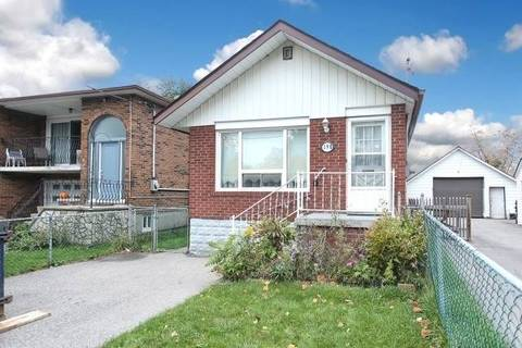 House for sale at 198 Aylesworth Ave Toronto Ontario - MLS: E4609980
