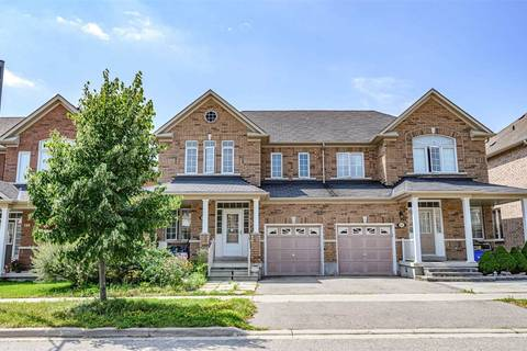 Townhouse for sale at 198 Hammersly Blvd Markham Ontario - MLS: N4552359