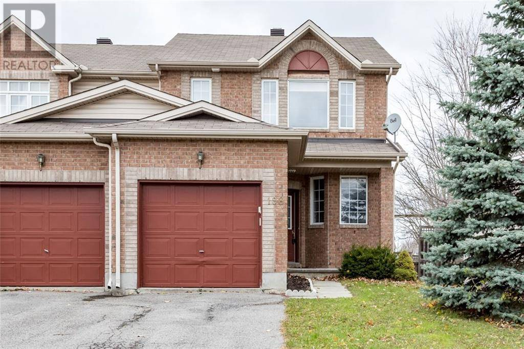 Townhouse for sale at 198 Lilibet Cres Ottawa Ontario - MLS: 1174094