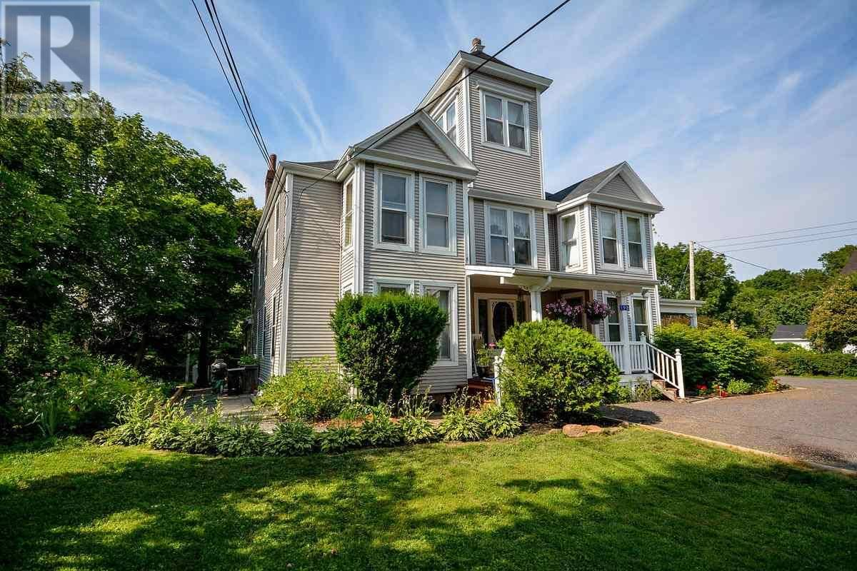 House for sale at 198 Main St Wolfville Nova Scotia - MLS: 201917532