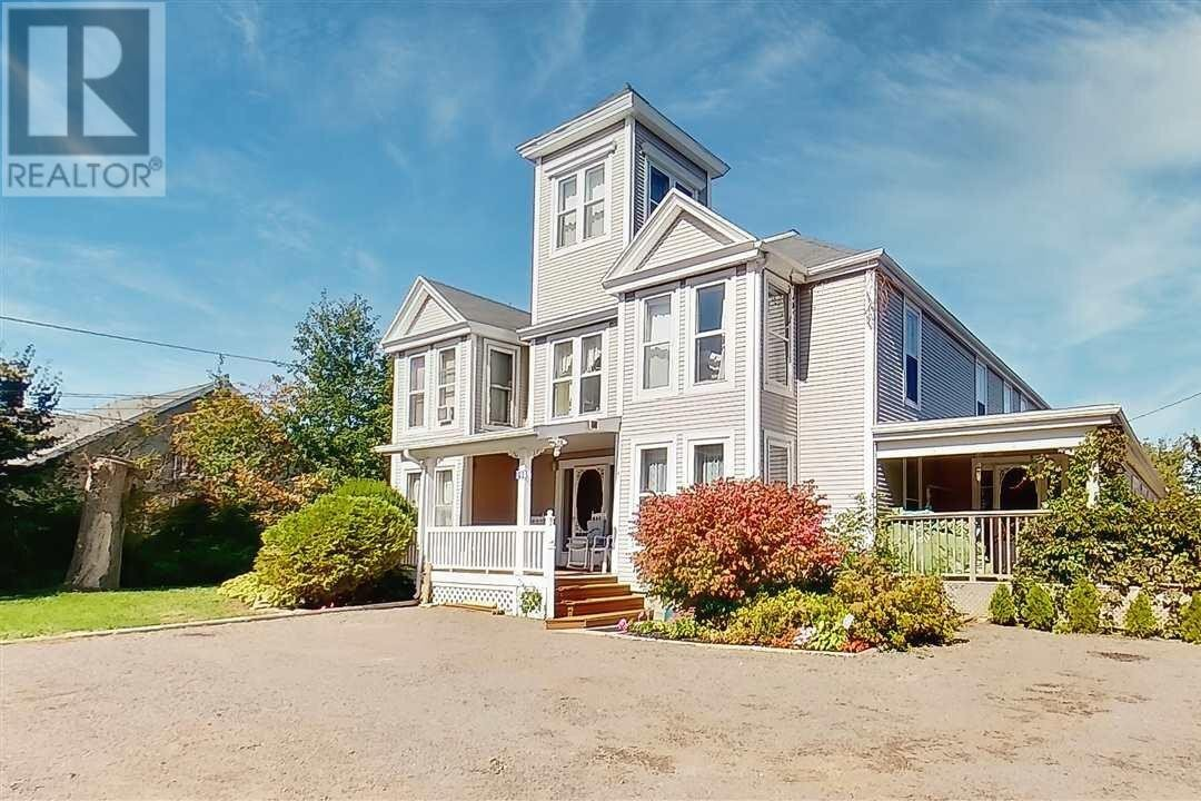 House for sale at 198 Main St Wolfville Nova Scotia - MLS: 202020650