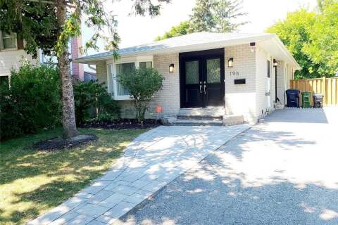 House for sale at 198 Mammoth Hall Tr Toronto Ontario - MLS: E4852030