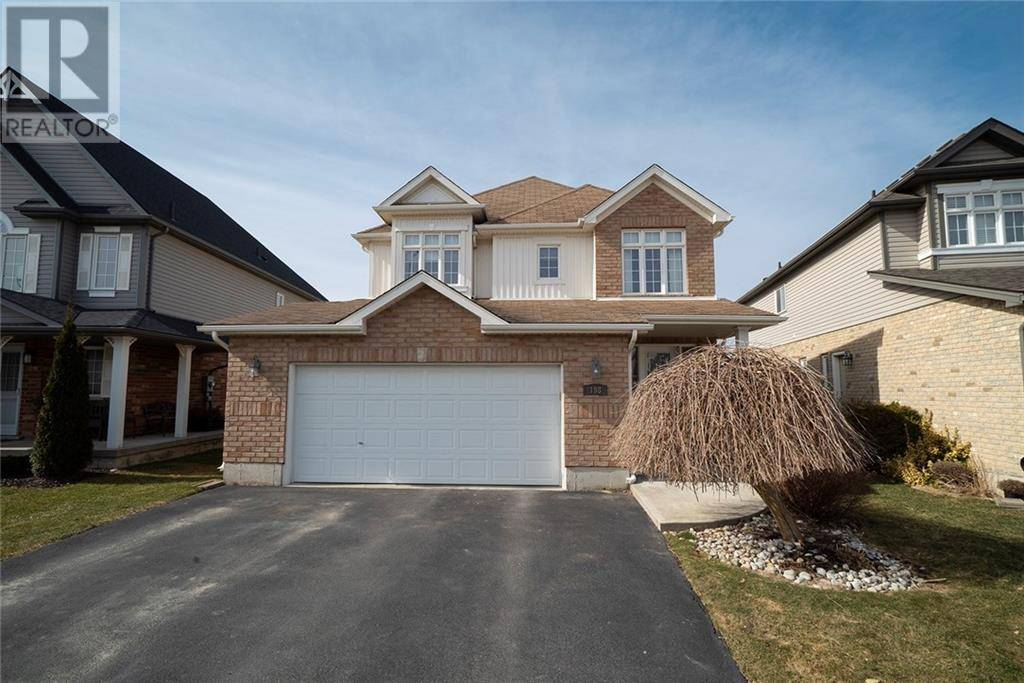 House for sale at 198 Mcguiness Dr Brantford Ontario - MLS: 30797573