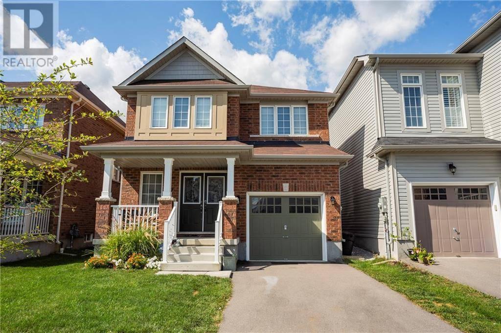 House for sale at 198 Odonnel Dr Binbrook Ontario - MLS: 30767093