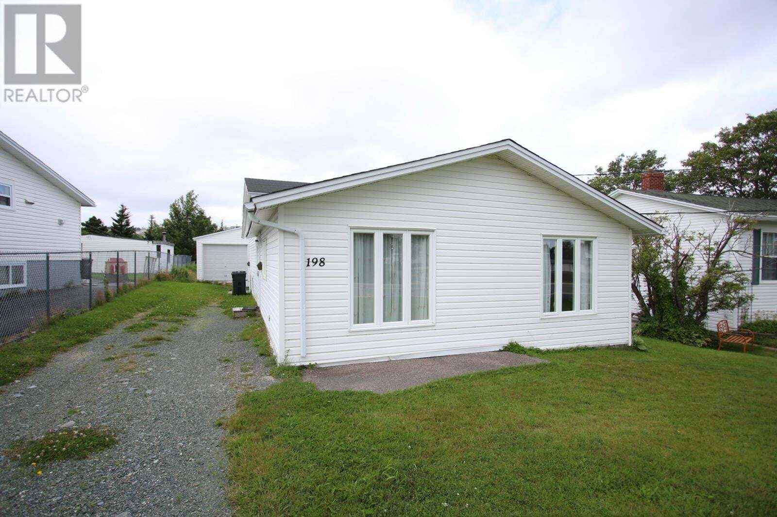 House for sale at 198 Park Ave Mount Pearl Newfoundland - MLS: 1214318