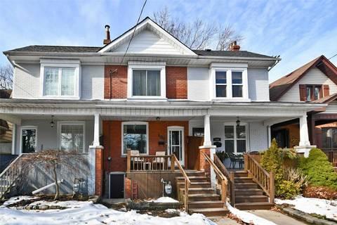 Townhouse for sale at 198 Scarborough Rd Toronto Ontario - MLS: E4701372