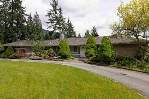 House for sale at 198 Stevens Dr West Vancouver British Columbia - MLS: R2428553