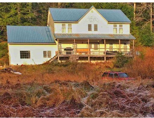 House for sale at 1980 Upper Rd Prince Rupert British Columbia - MLS: R2328236