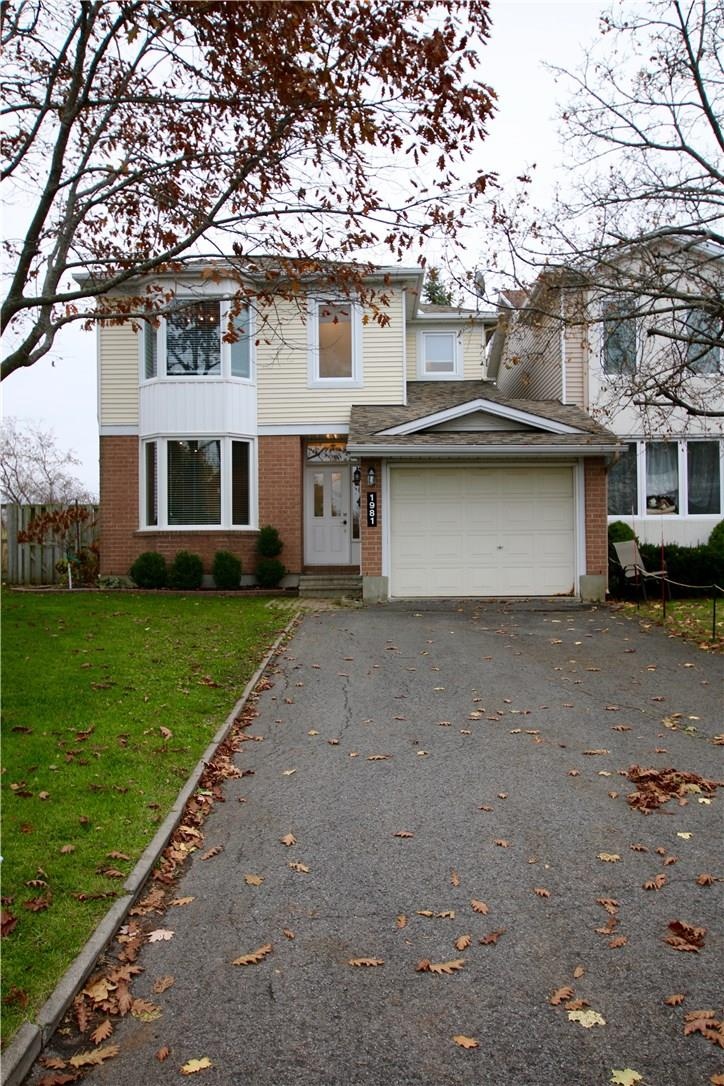 Removed: 1981 Crestmont Place, Orleans, ON - Removed on 2018-11-16 04:48:13