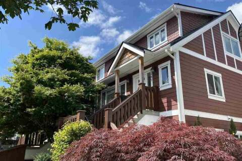 Townhouse for sale at 1981 Trutch St Vancouver British Columbia - MLS: R2466898