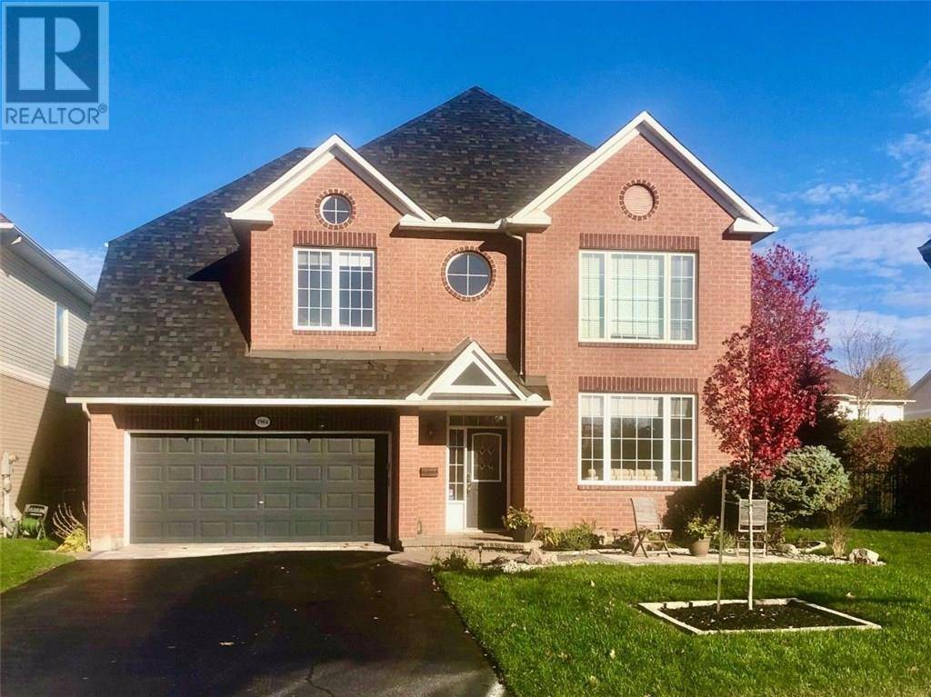 House for sale at 1984 Silver Pines Cres Orleans Ontario - MLS: 1182494