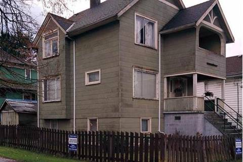 House for sale at 1986 Pender St E Vancouver British Columbia - MLS: R2350523